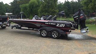 z21 boat ride