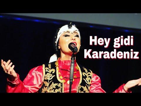 BEM Folkdance Ensemble - Hey Gidi Karadeniz
