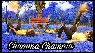 Chamma Chamma Trap Remix | Addy dance choreography
