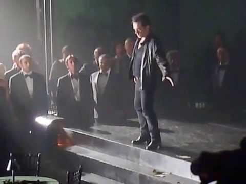 Gianluca Terranova`s breathtaking singing and acting with Patrizia Ciofi, Cladio Sgura and choir