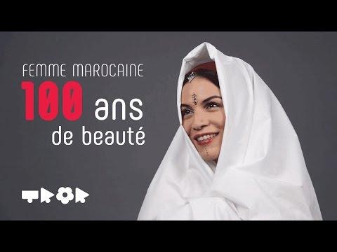 100 ans de beauté Marocaine