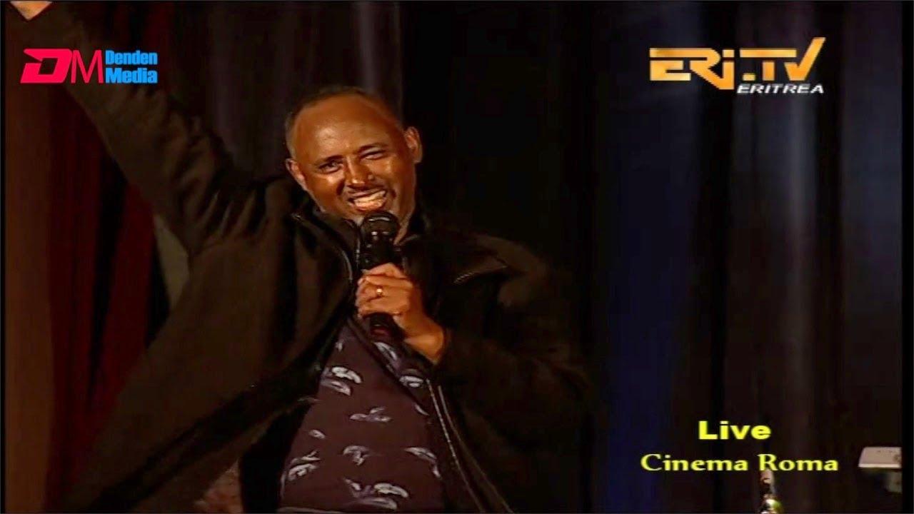 ተዛረብ ዘመን | tezareb zemen - Poem by Samuel GebreAdonay - ERi-TV, Eritrea