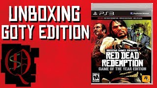 Red Dead Redemption | GOTY Edition | Unboxing | Español
