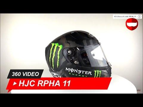 HJC RPHA 11 Monster Military Camo Helmet - Championhelmets.com