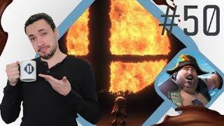 Pause Cafay #50 : Super Smash Bros, CD Projekt et Sea of Thieves