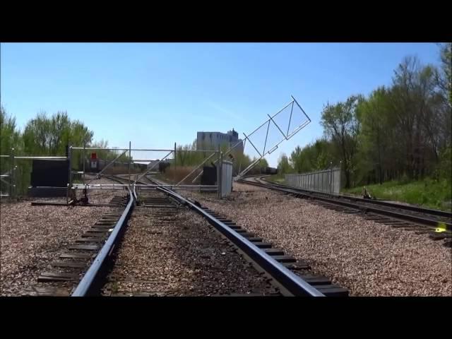 Rail Road Tracks Gates