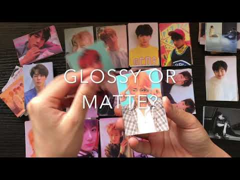 FREE/Cheap DIY Kpop Photocards