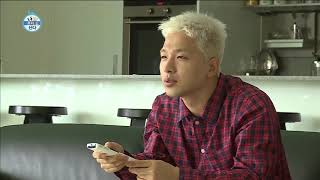 [Home Alone] Ep 218_TaeYang is so obsessed with pajamas