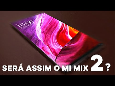 Xiaomi mi mix 2, ele será tudo isso?