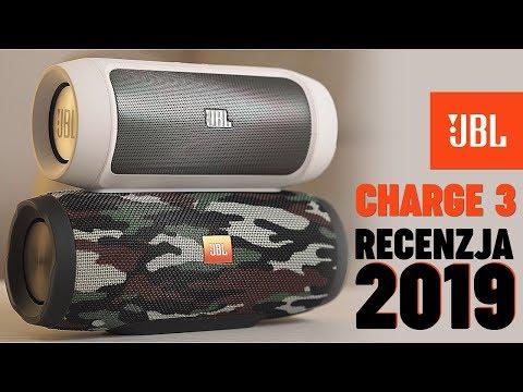 JBL Charge 3 - recenzja w 90 sekund! (WARTO W 2019?)