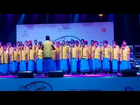 Royal college choir Asia pacific choir games