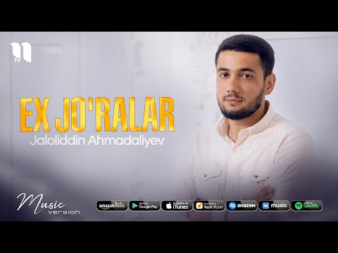 Jaloliddin Ahmadaliyev - Ex jo'ralar (audio 2021)