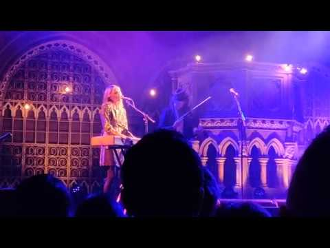 Gabrielle Aplin - My Mistake // Live at Never Fade Christmas Party Union Chapel London