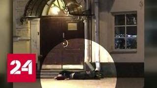 Охранники бара выкинули потерявшего сознание мужчину на улицу