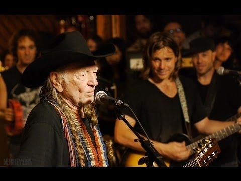 Willie Nelson & Lukas Nelson - @ SXSW2013 - Move It On Over