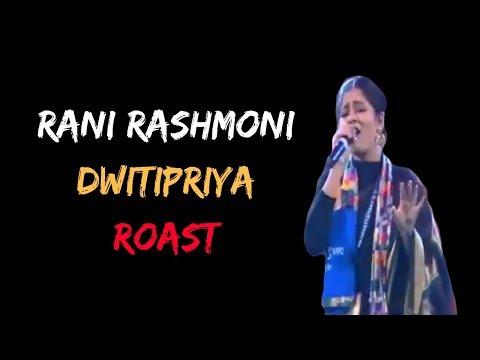 Rani Rashmoni Dwitipriya Roast Ft. Manik Bhai | Kalankini Radha | The Worst Bengali Singer