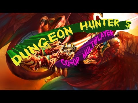 Dungeon Hunter 5 Co Op Multiplayer