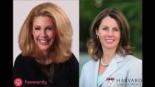Foxwordy's Monica Zent Interviews Harvard Law School's Dr. Heidi Gardner