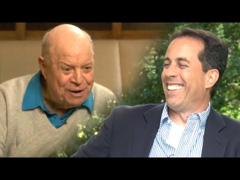 Don Rickles / Jerry Seinfeld | Inside Comedy | Earful #Comedy