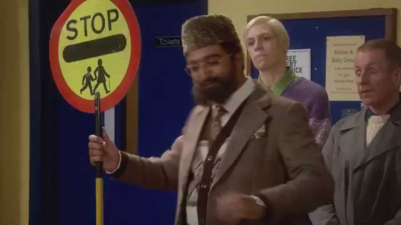 Road safety - Citizen Khan: Series 4 Episode 2 Preview - BBC One
