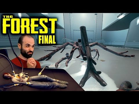 The Forest FINAL | TIMMY, BOSS FINAL Y LA VERDAD | Gameplay Español