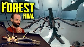 The Forest FINAL | TIMMY, BOSS FINAL Y LA VERDAD | Gameplay Español
