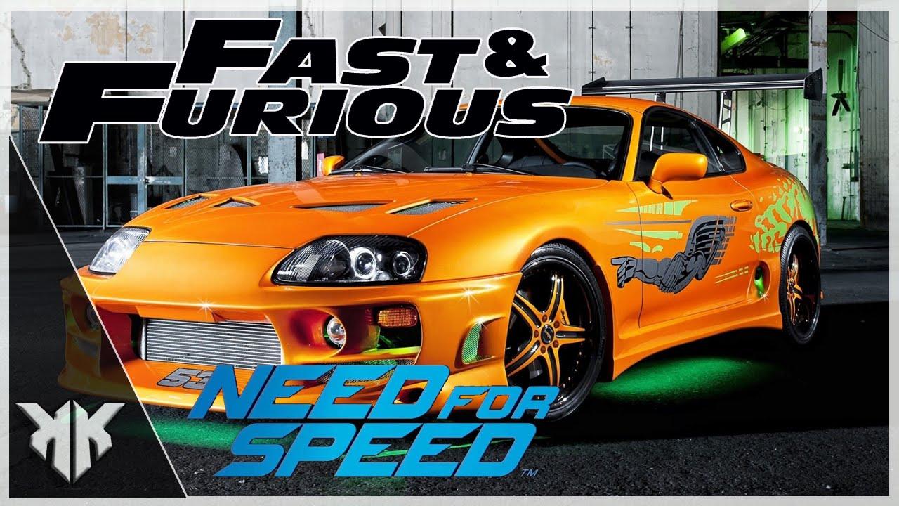 Fast & Furious 7 (A Todo Gas 7) (2015) | abandomoviez.net