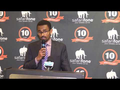 The 10th anniversarry of Safarifone held in Toronto