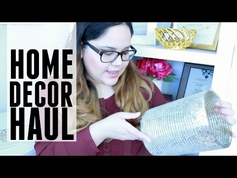 Home Decor Haul | HomeGoods, West Elm, Target + More | Collab with Ivonne Stacy from YouTube · Duration:  15 minutes 54 seconds