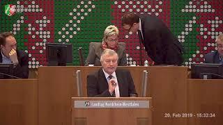 """Helmut Seifen in der Aktuellen Stunde zu """"Fridays for Future"""" (2. Rede)"""