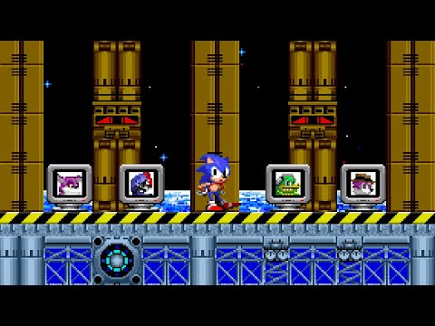Vote for the next 'I thought this was Sonic 2'!