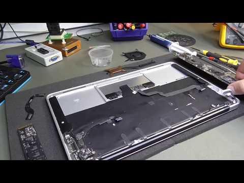 "Apple MacBook Air 11"" Mid 2012 проблемы с оперативной памятью"