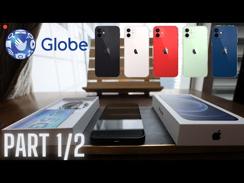 GLOBE POSTPAID PLAN APPLICATION : iPHONE 12 (tagalog) Part 1 of 2