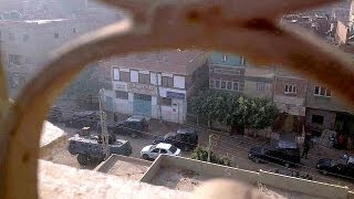 Вблизи Каира идёт операция против экстремистов