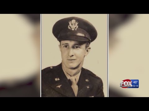 WWII pilot from RI killed in plane crash returns home