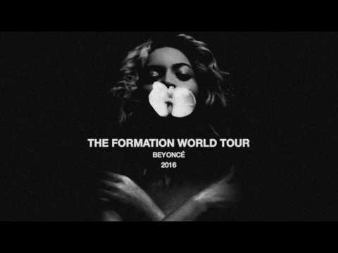 Beyonce - Naughty Girl (Formation Tour Studio Version)
