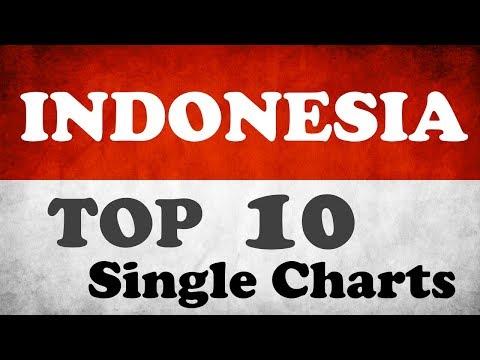 Indonesia Top 10 Single Charts   January 01, 2018   ChartExpress