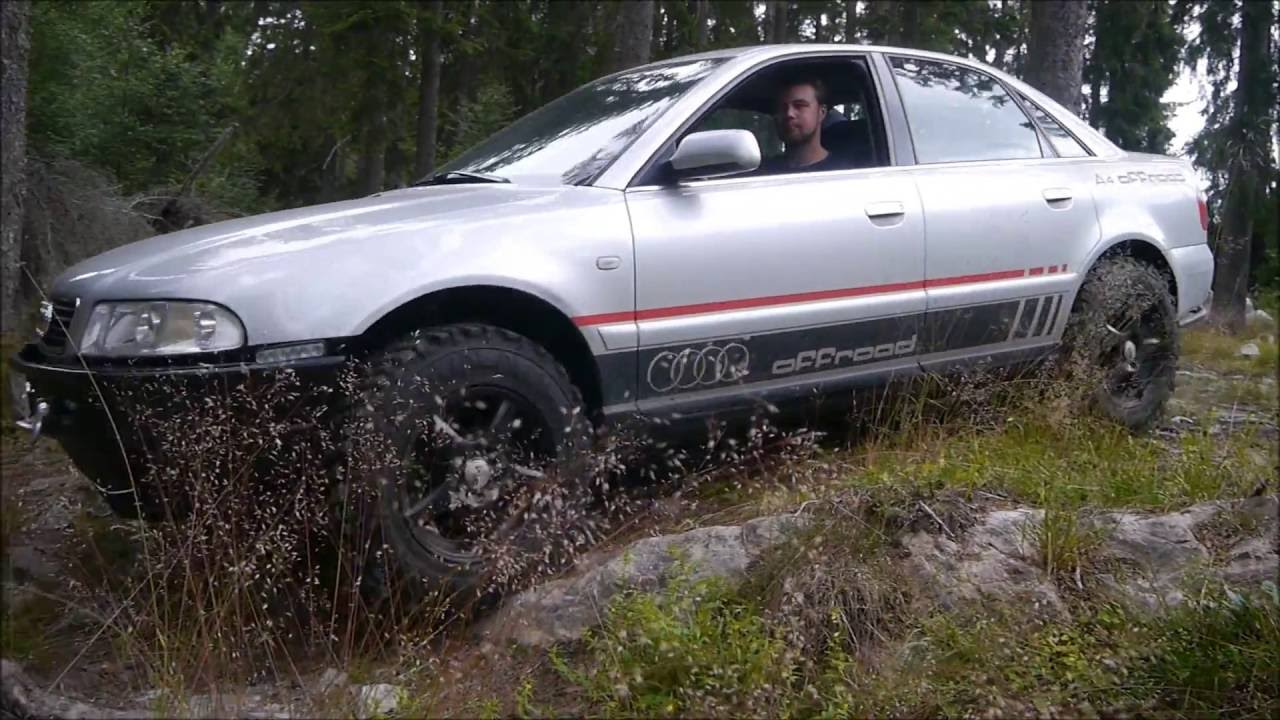 Audi Offroad Movie Tougher Terrain Youtube