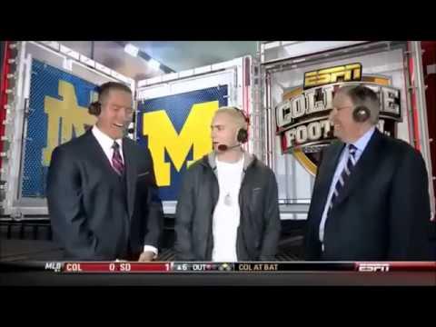 Szok Eminem i stan szoku w Mind Control - kontroli umysłu. Słowa-klucze? Słowa-hasła?