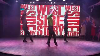 """WEST SIDE STORY"" On Broadway Show - MedPlaya Productions"