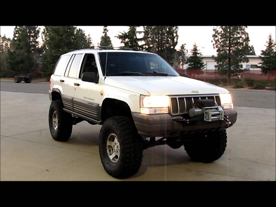 Jeep Grand Cherokee 4x4 Project Zj Part 39 5 9 Limited