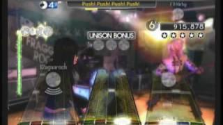 Bang Camaro Push Push Lady Lightning Full Band Gold Stars