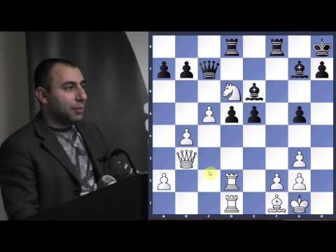Play Against the King's Indian Defense - GM Varuzhan Akobian - 2013.02.27