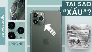 """Đây là lí do Apple làm camera iPhone 11 """"XẤU LẠ"""""""
