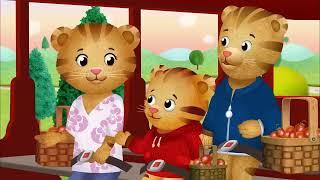Daniel Tigre em Português  2 Horas De Daniel Tigre 2 (HD  Episódios Completos)