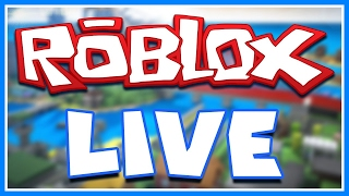 LIVE ROBLOX // FT. SPINTY724