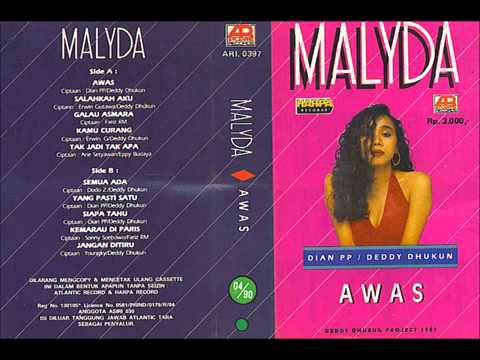 Free Download Awas - Malyda Mp3 dan Mp4