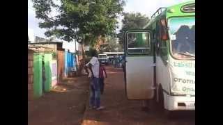 Wayu Oromo trip from Negelle to Celebration centre