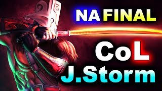 J.STORM vs CompLexity - NA GRAND FINAL - STARLADDER ImbaTV Minor 2 DOTA 2