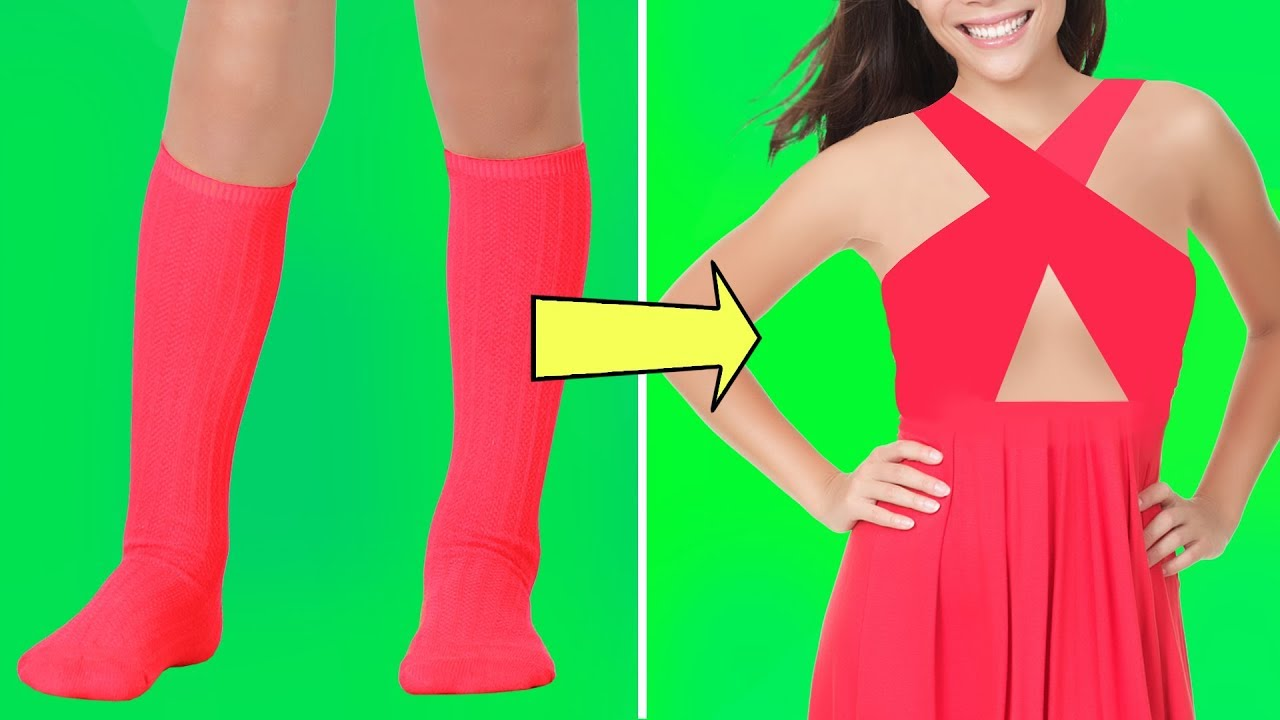 25 BUDGET CLOTHING HACKS YOU HAVE TO TRY